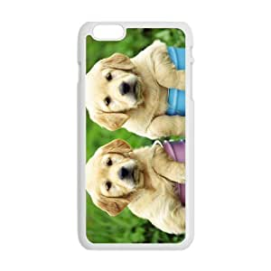 """Slim Stylish Protective Laser Print Cute Pet Doggy Canis lupus familiaris Diy Cover Case for iPhone 6 Plus Case 5.5""""-4"""