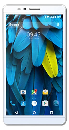 Odys NEO 6 LTE Smartphone (6 Zoll (15,24 cm) IPS Display, 16 GB Flash HDD, Android 5.1) weiß