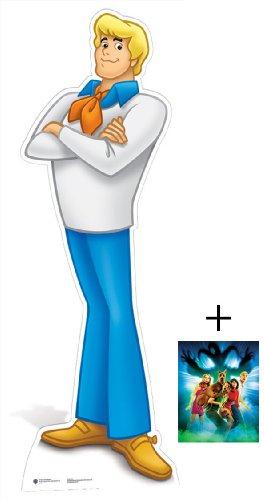 Fan Pack - Fred from Scooby-Doo Cardboard Cutout