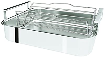 Cristel France Stainless Steel Roaster