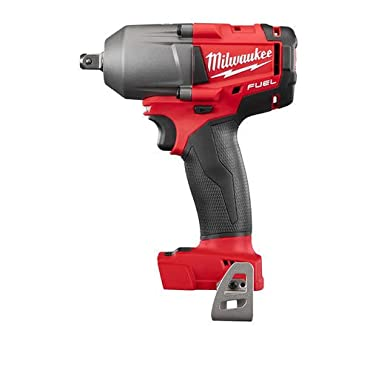 Milwaukee 2860-20 M18 FUEL 1/2 Mid-Torque Impact Wrench with Pin Detent (Tool Only)