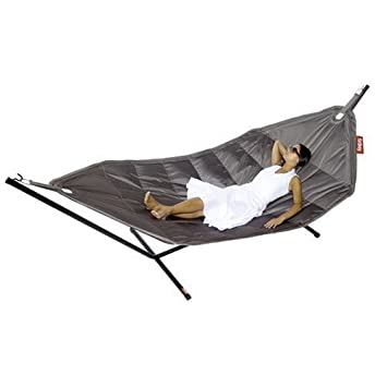 fatboy garden hammock in taupe with self supporting frame fatboy garden hammock in taupe with self supporting frame  amazon      rh   amazon co uk