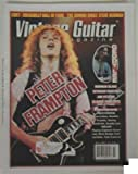 VINTAGE GUITAR March 2001 Frampton, Geddy lee