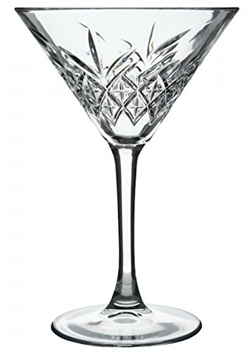 Pasabahce Timeless Martini Glass, Set of 4