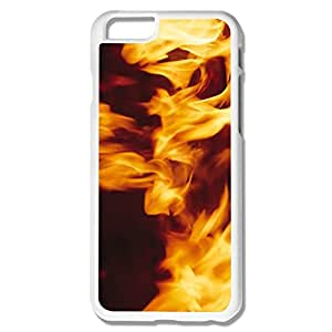 Custom Love Thin Fit Fire IPhone 6 Case For Couples