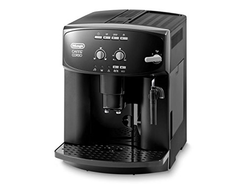 Delonghi ESAM2600 Caffe Corso Super Fully Automatic Espresso Machine Coffee Maker, Black