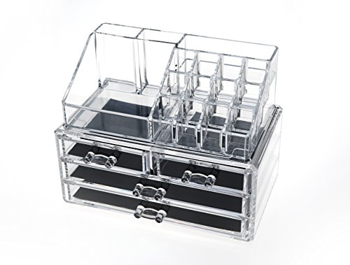 Love this makeup organizer