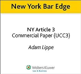 Amazon com: New York Bar Edge: NY Article 3: Commercial