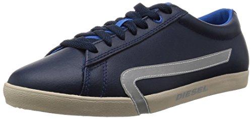 Diesel Heren Bikkren Fashion Sneaker Blauw