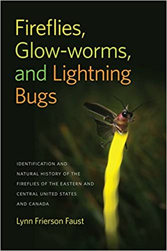 Books Lynn Frierson Faust is a leader in the study of many species of fireflies. She's authored this book on fireflies providing details about flash patterns, environmental conditions, dietary needs and anything else that happens during the life of a firefly.