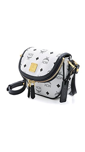 Body Cross White Bag MCM Women's Mini q1PSxYv