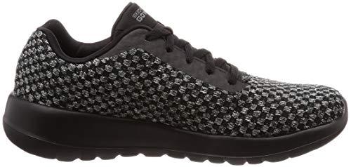Gymnase Joy Femmes De Yoga Baskets Walk Lger Skechers Poids Noir Sport Pour Go 1qIx88wg4