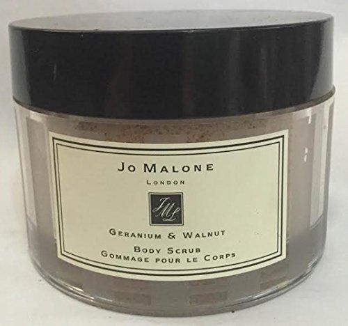 (Jo Malone Geranium & Walnut Body Scrub 7 oz)