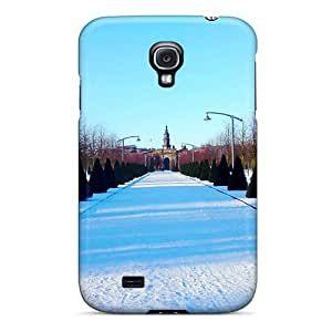 Scratch-free Phone Cases For Galaxy S4- Retail Packaging - Black Friday