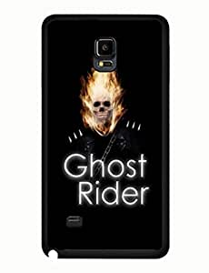 Ghost Rider Print Eye-catching Theme Comic Samsung Galaxy Note 4 Anti Scratch Case yiuning's case