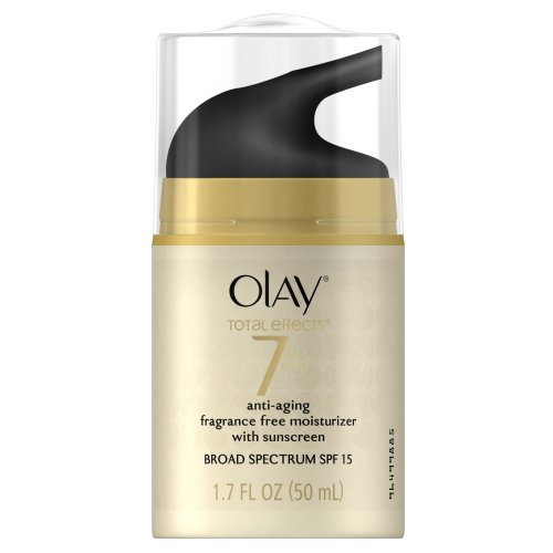Total Effects de Olay 7 en 1 hydratant anti-âge UV SPF 15, 1,7 once