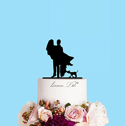 Creative personalized wedding cake hat, gentleman and lady c