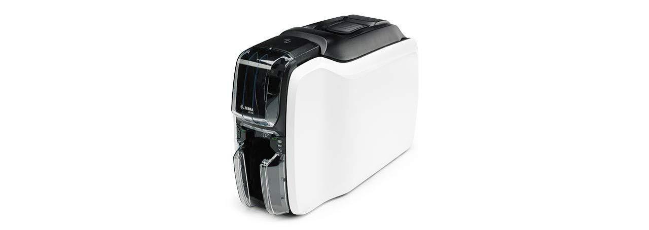 Zebra ZC100 imprimante de cartes en plastique Sublimation de teinte/Transfert thermique Couleur 300 x 300 DPI