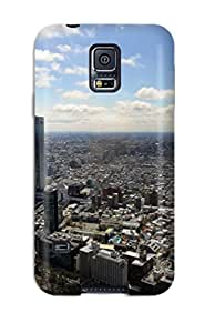 For GQwraTe1069YKZDd Tokyo City Protective Case Cover Skin/galaxy S5 Case Cover