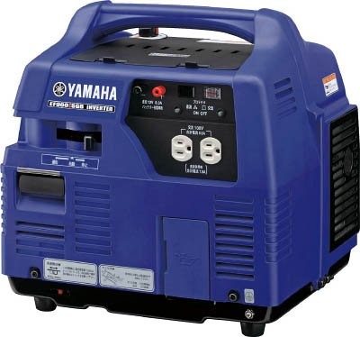 ヤマハ インバータガス発電機 7727356 EF900ISGB