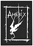 Amebix Back Patch - Antisect Discharge Axegrinder Deviated Instinct of Survival Crass Subhumans Misery Leftover Crack Choking Victim Doom Acrostix Age Anarcho Anti Cimex Aus-Rotten Avskum Chaos UK