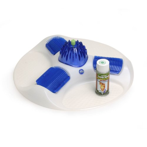 Catit Cat Spa Deluxe Activity Center Kit, My Pet Supplies