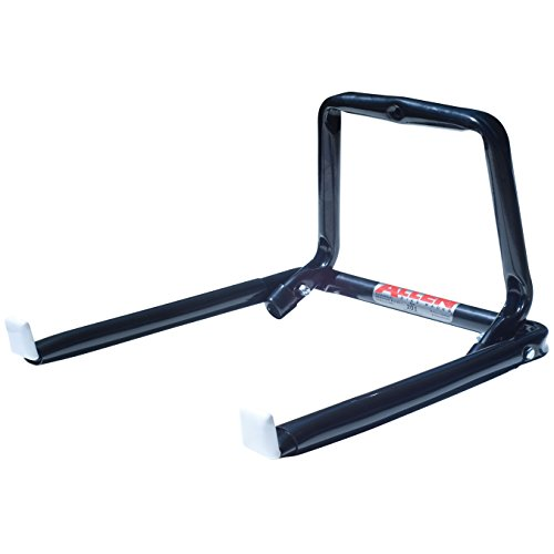 Allen Sports Wall Mounted 2-Bike Storage Rack, Model 201B