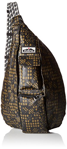 KAVU Women's Ropette Backpack,Python,One Size