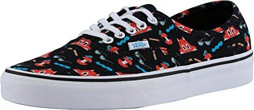 Vans Herren Sneaker Authentic Sneakers (dabs myla) multi/black