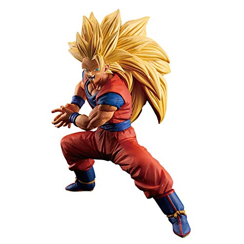 Dragon Ball Super 819996100591/_38546A DBS FES! 3 Son Goku Figure Special Ver S.S