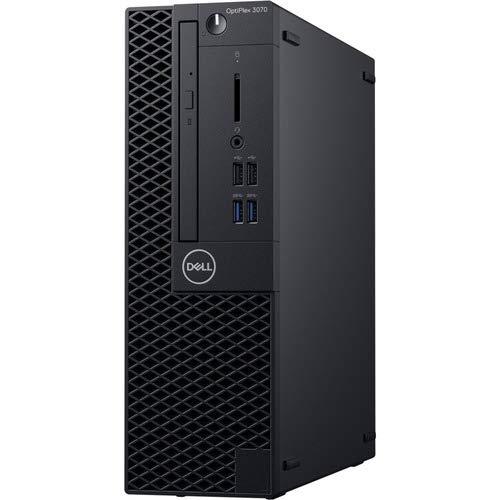 Dell OptiPlex 3070 Desktop Computer - Intel Core i5-9500 - 8GB RAM - 256GB SSD - Small Form Factor