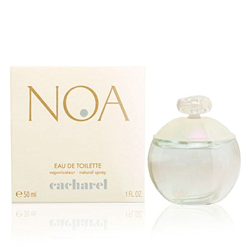 Cacharel Noa Eau De Toilette Spray for Women, 1.7 Fluid ()