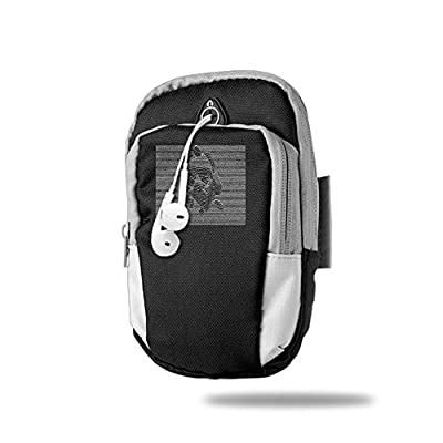 CGHFW Joy Division Outdoor Sports Multifunctional Pockets Arm Bag Arm Pouch For Running Trekking Hiking Cycling Mounting Strolling Armband