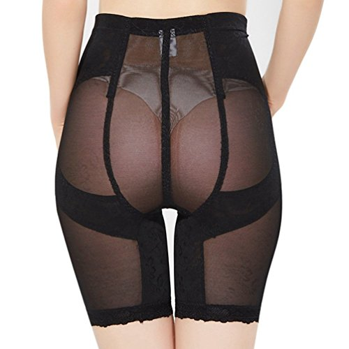 AOBRITON Women Body Panties Waist Control Shapers Control Tummy Trimmer Corrective Underwear Waist Cinchers