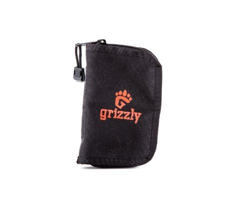 Grizzly KATMAI Pouch for Memory Card, Battery, Gear and USB Wallet Holds SD & CF memory, AA & AAA batteries, camera battery packs and USB Drives for Shooting Hunting Fishing Birding Camping Hiking
