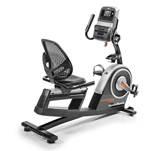 NordicTrack Commercial Vr21 Recumbent Bike by NordicTrack