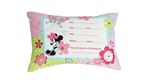 Disney Minnie Mouse Simply Adorable Decorative Keepsake Pillow - Personalise