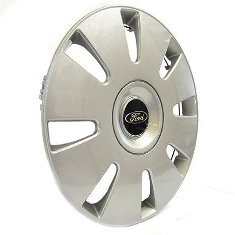 Ford Focus/C-Max/Mondeo 1357461 New Genuine Tapacubos (4 unidades) 16 pulgadas: Amazon.es: Coche y moto