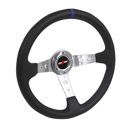 Rxmotor Drifting Deep Dish 350mm 6 Hole Sports Steering for sale  Delivered anywhere in USA