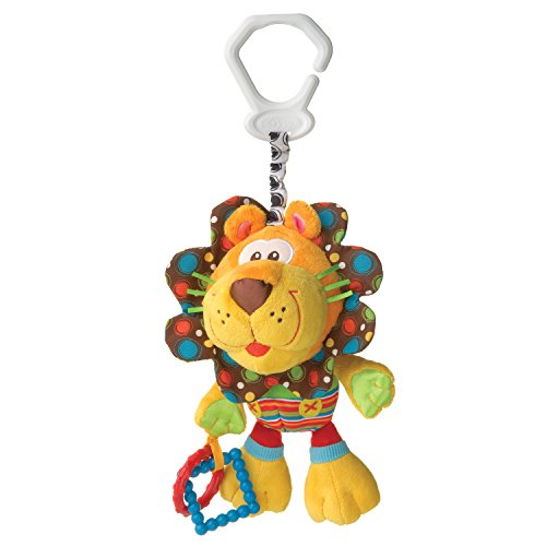 Playgro 0181513 My First Activity Friend for Baby, 10 Inch, Roary Lion