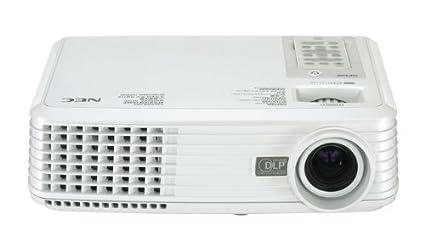 NEC NP100 Video - Proyector (2000 lúmenes ANSI, DLP, SVGA (800x600 ...