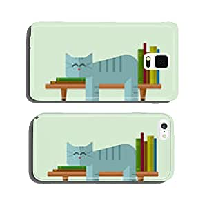 Vector cats elements cell phone cover case iPhone5