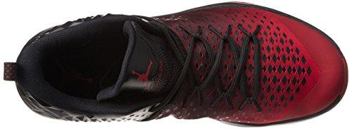 Jordan Nike Mosca Adicional Gimnasio Zapatilla De Baloncesto De Los Hombres De Color Rojo / Blanco-negro Barato con Paypal 1wqCWQaw