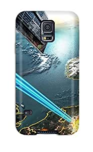 New Galaxy S5 Case Cover Casing( Tom Clancys Endwar )