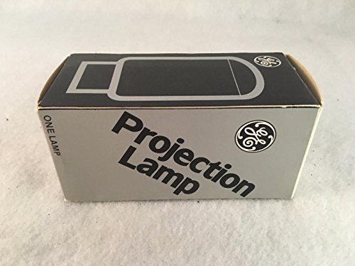General Electric GE Projection Lamp CAX 50W-130V