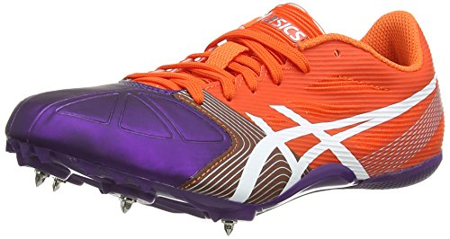 Pour orange Hyper Violet Chaussures De 2901 Sp Multisports Asics Orange 6 Plein Blanc Air rocketgirl Fonc Femme 1FqwqRz