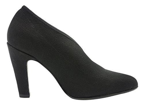 United Nude Fold Lite Hi - Zapatos de vestir de Material Sintético para mujer Negro - negro