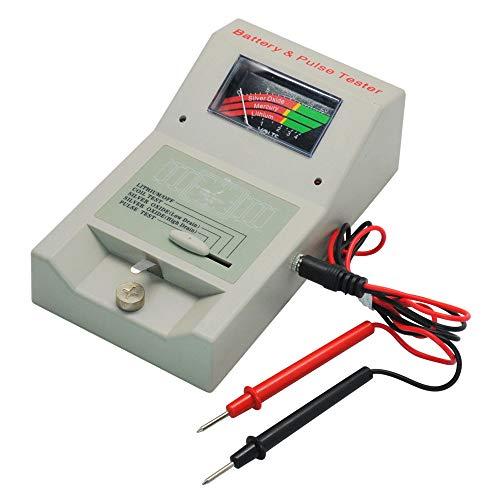 Battery Tester Quartz Watch Analyzer Button cell Coil Tester