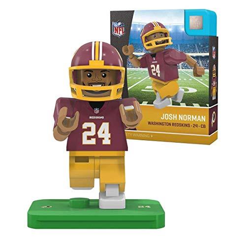 OYO Josh Norman NFL Washington Redskins Generation 4 G4 Mini Figure