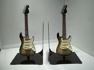 My Music Gifts - Sujetalibros de guitarras Fender Stratocaster